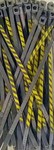 Hellermann Tyton T18R8-4K2 Standard Cable Tie, 4