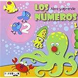 Los números (Abre y aprende)
