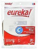 vac bags eureka c - Eureka Eur Style C Mighty Mite 3100 Series Paper Bag (Pack of 3)