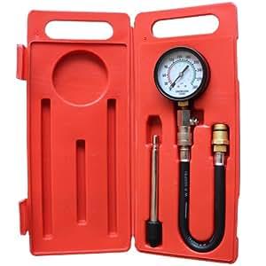 Jago - KPTE02 - Compresómetro para motores de gasolina - Incluye estuche