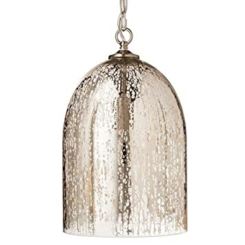 Amazon.com: Nuevo mercurio campana de vidrio colgante ...