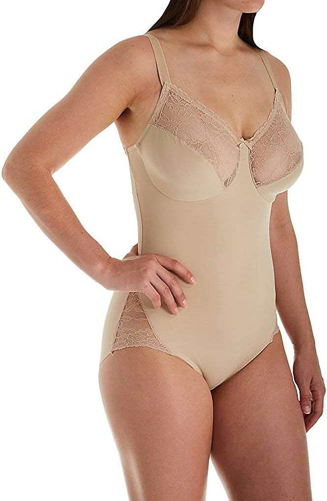 Miraclesuit Extra Firm Control Alluring Lace Bodysuit