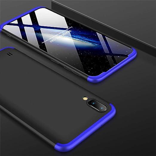 ivencase Funda Samsung Galaxy M10 + Cristal Templado, para Samsung ...