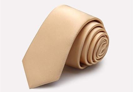 pyty123 Tie Hombres Versión Estrecha Vestido De 5 Cm Estudiante De ...