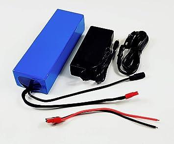 TZIPower - Batería para Scooter (36 V, 4,4 Ah, PVC, para Bicicleta ...