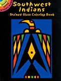 Southwest Indians Stained Glass Coloring Book, A. G. Smith, 0486423387