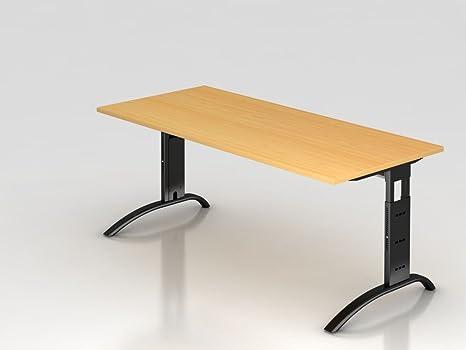 Scrivania Ufficio Faggio : Scrivanie ufficio o cameretta in legno naturale cinius