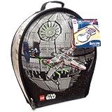 Neat-Oh! LEGO Star Wars ZipBin Death Star Transforming Toybox
