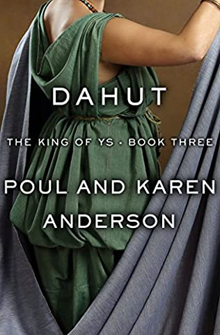 book cover of Dahut