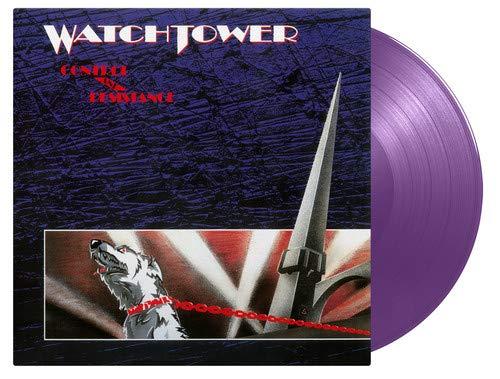 Vinyl Control Record (Control & Resistance)