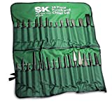 SK Hand Tools 6029 29-Piece Punch and Chisel Set