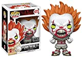 Funko POP! Movies: Pennywise with Teeth – Stephen King's IT – FYE Exclusive