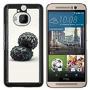 For HTC One M9Plus M9+ M9 Plus Case , abstracto- Diseño Patrón Teléfono Caso Cubierta Case Bumper Duro Protección Case Cover Funda