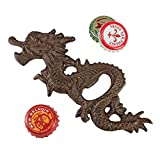 Design Toscano Far East Asian Dragon Cast Iron Bottle Opener (Set of 2) Review