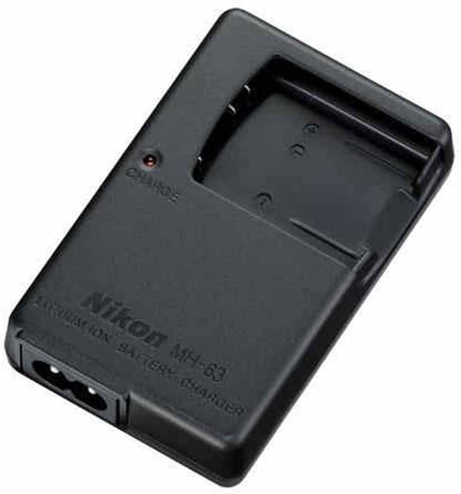 Nikon MH-63 Battery Charger for Nikon EN-EL10 Lithium-ion Battery