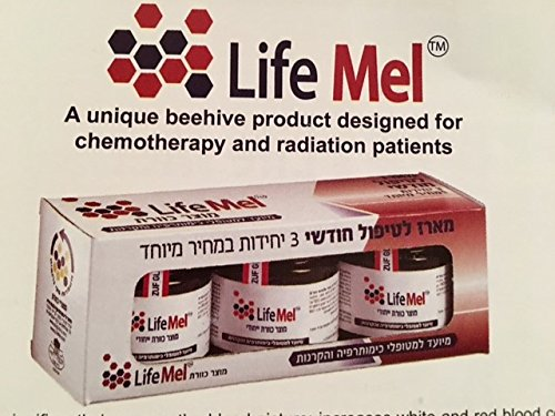 3 Packs Lifemel Chemo Support Unique Honey Support of Patients Suffering From the Side Effects of Chemotherapy and Radiation Treatment. by Lifemel Chemo Support (Image #4)
