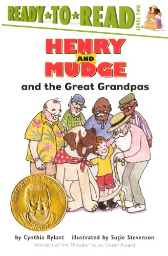 Henry And Mudge And The Great Grandpas (Turtleback School & Library Binding Edition) (Ready-To-Read: Level 2) PDF