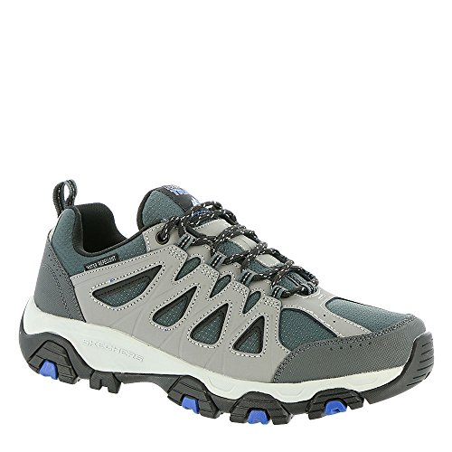 Skechers Mens Terrabite Charcoal/Black 13 D - Medium (Black Collar Ounce 1)