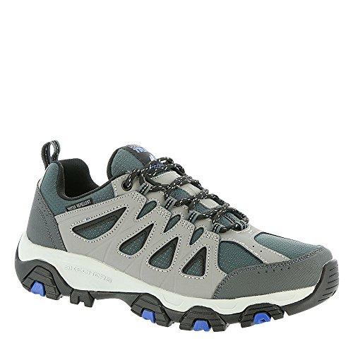 Skechers Mens Terrabite Charcoal/Black 13 D - Medium (1 Black Collar Ounce)