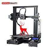 Official Creality 3D Ender 3 Open Source 3D Printer with Heated Bed 220 * 220 * 250