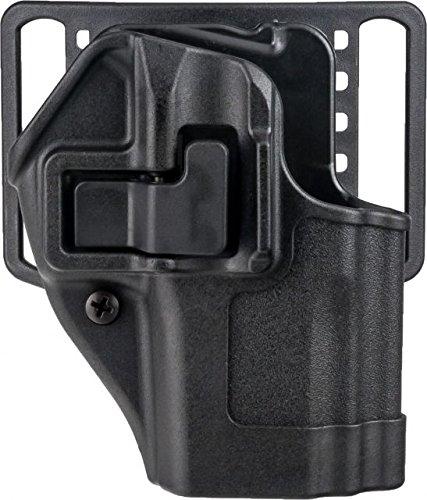 BLACKHAWK! PT111/PT140 G2 Polymer Black 410583BK-R Serpa Cqc Holster Matte,  One Size