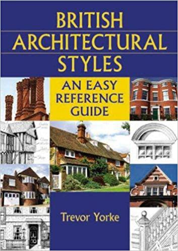 amazon british architectural styles an easy reference guide