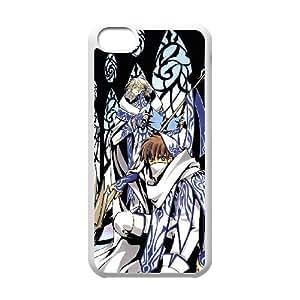 iPhone 5c Cell Phone Case White Tsubasa Reservoir Chronicle 003 JSY4264936KSL