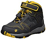 Jack Wolfskin Kids Unisex Portland Texapore Mid (Toddler/Little Kid/Big Kid) Burly Yellow XT Medium/6.5 M US Big Kid