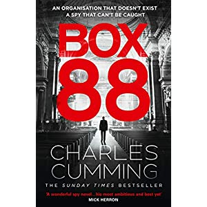 Box 88: From the Top 10 Sunday Times best selling author comes a new 2020 spy action crime thriller