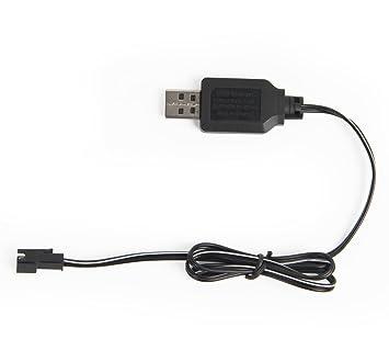 MiGoo 4.8v SM-2P baterías Cargador USB teledirigido Coche de ...