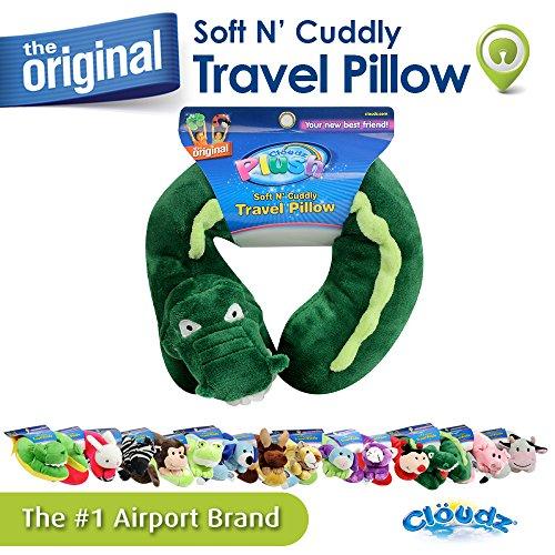 Cl%C3%B6udz Plush Animal Neck Pillows product image