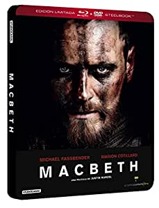 Macbeth (Combo caja  metálica ) [Blu-ray]