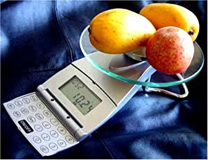 Computerized Food Diet Scale with Calorie Calculator from Digiweigh, DW-99