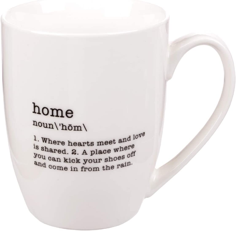 Home - Noun Coffee Mug