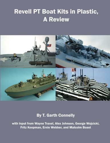 Revell PT Boat Kits in Plastic: A Review