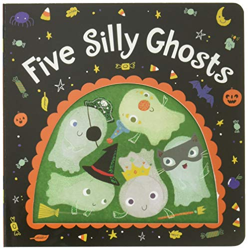 Five Silly Ghosts (board book)]()
