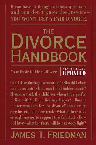 The Divorce Handbook: Your Basic Guide to Divorce (Revised and - Painter Terms