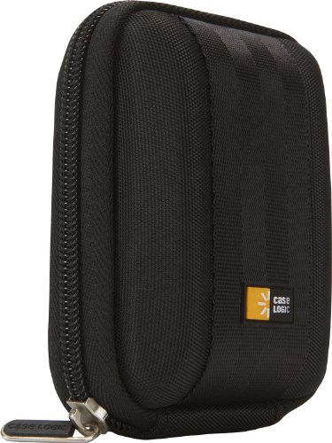 Case Logic QPB-201 EVA Molded Compact Camera Case (Black)