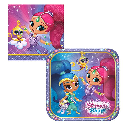 Shimmer Party Napkins - 2