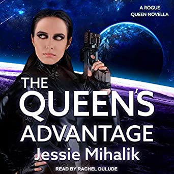 The Queen's Advantage by Jessie Mihalik science fiction and fantasy book and audiobook reviews