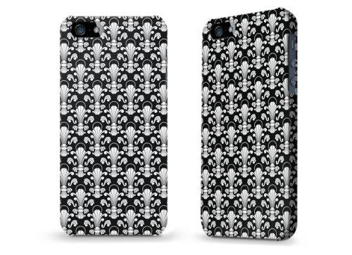 """Hülle / Case / Cover für iPhone 5 und 5s - """"Tapete"""""""