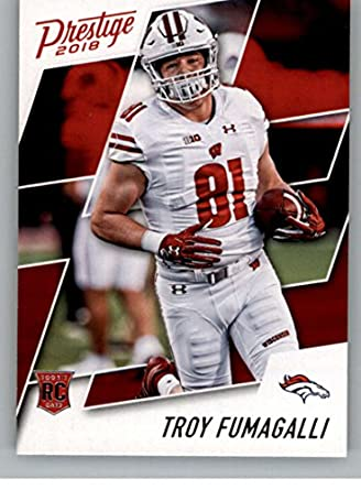 low priced 870be 7225b Amazon.com: 2018 Prestige NFL #241 Troy Fumagalli Denver ...