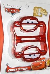 Cars Lightning McQueen Disney Sandwich Decruster Crust Cutter School Lunch Easy Fun