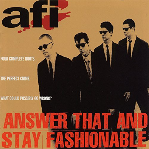 Answer That And Stay Fashionable [Explicit]