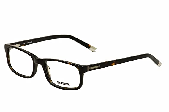 1c470156b2 HARLEY DAVIDSON Eyeglasses HD 458 Tortoise 57MM at Amazon Men s ...