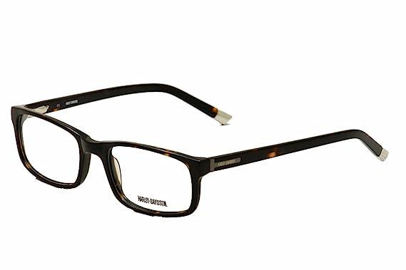harley davidson eyeglasses hd 458 tortoise 57mm