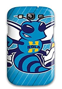 Ryan Knowlton Johnson's Shop Best 9188200K213876373 new orleans hornets pelicans nba basketball (17) NBA Sports & Colleges colorful Samsung Galaxy S3 cases