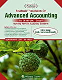 Padhuka's Students' Handbook On Advanced Accounting: CA IPCC - Group II (Old Syllabus)- for May 2019 Exams and onwards