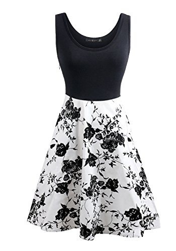 Womens Biker Dresses - 1