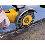 DEWALT Wire Wheel, Stringer Bead, 4-Inch